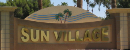 Sun Village Real Estate