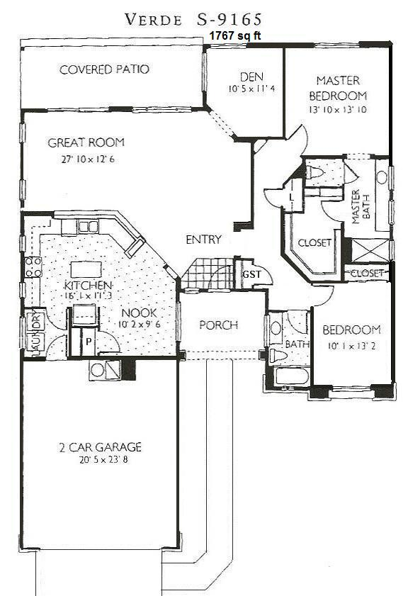 S9165 - Verde on vernon homes floor plans, first texas homes floor plans, avondale homes floor plans, highland homes floor plans, carefree homes floor plans, saratoga luxury homes floor plans, mission viejo homes floor plans, coachella homes floor plans,